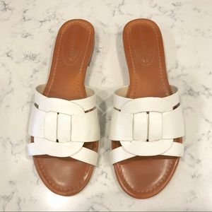 Excellent Condition! Enzo Angiolini Flat Sandals.